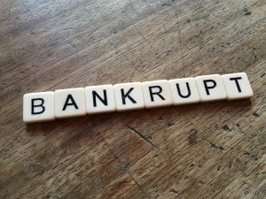 study questions stigma of bankruptcy